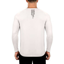 Born Tough Men Core Fit LS Shirt Stone