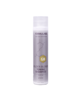 Formula 18 Golden Blonde Toning Shampoo