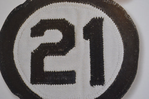 Clemente 21 patch