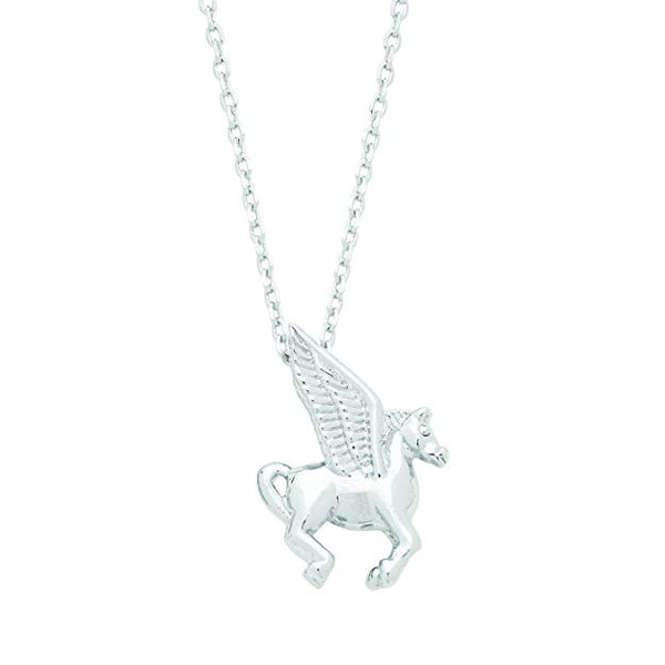 Estella Bartlett Silver Plated Pegasus Necklace