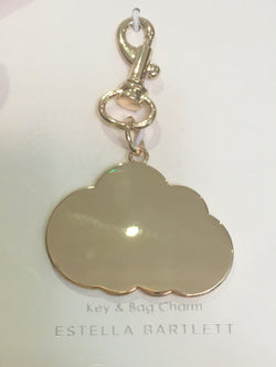 Estella Bartlett Cloud Key & Bag Charm