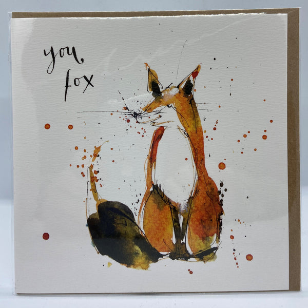 Louise Mulgrew - You Fox