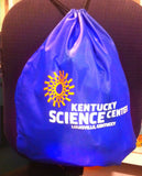 Kentucky Science Center Drawstring Backpack