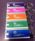 Kentucky Science Center Flashlight Keychain