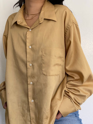 Vintage Geoffrey Beene Button Up Shirt