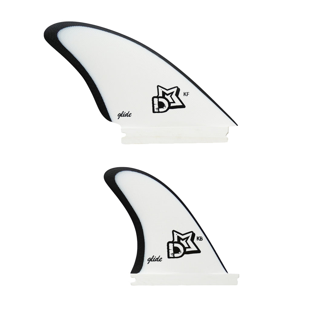 Dicko Split Keel Quad Set