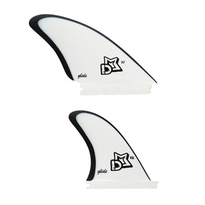 Dicko Split Keel Quad Set- one or two tab base.