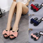 Hot Sale Women Flip Flop Bow Summer Sandals