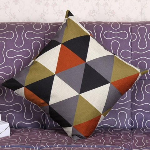 Super Deal  New geometric covers decorative pillows cushions home  XT