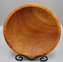 Cherry Turned Bowl