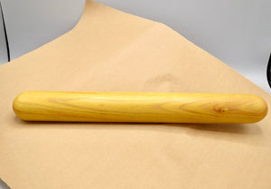Turned Artisan Rolling Pin, Osage Orange Pastry Rolling Pin