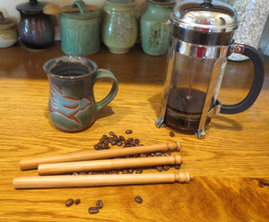 Muddler, Spurtle, French Press Stirrer, Gifts for the Kitchen