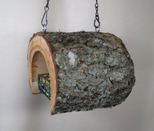 Suet Feeder, Wild Cherry Bird Feeder