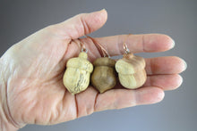 Three Acorn Ornaments, Elon University
