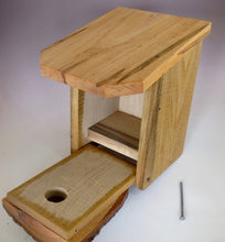 Bluebird  Nest Box, Maker's Choice