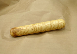 Rolling Pin, European Style Curly Ash Rolling Pin
