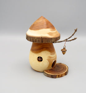 Fairy House, Mushroom Fairy House