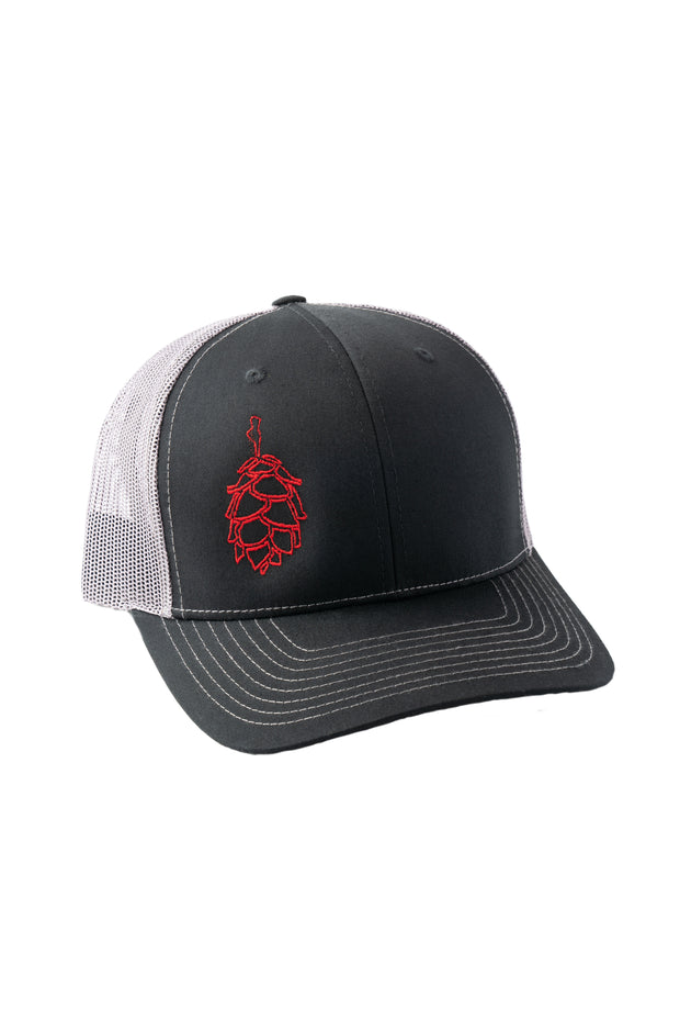 Offset Cone Trucker Hat