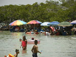 Introducing Gilligan's Island - a FUN day in Puerto Rico South coast