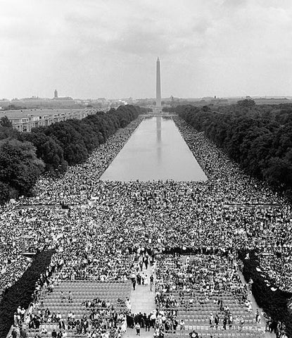 martin luther king in wa dc i have a dream 1963 wa dc