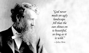 John Muir - founder of the US National parks