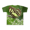 All-Over Print T-Shirts - Magic Butterfly on flower - Rio Sabana PR (AOP) AwesomeRainForest@Home