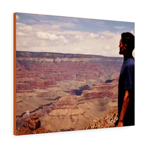 Americas Jewels 💎 US NPS - GRAND CANYON - US Made Canvas Gallery Wraps - 1 Mile Deep x 18 Wide - Immeasurable and Immense - unique views for Home and Office - Arizona - Yunque Store