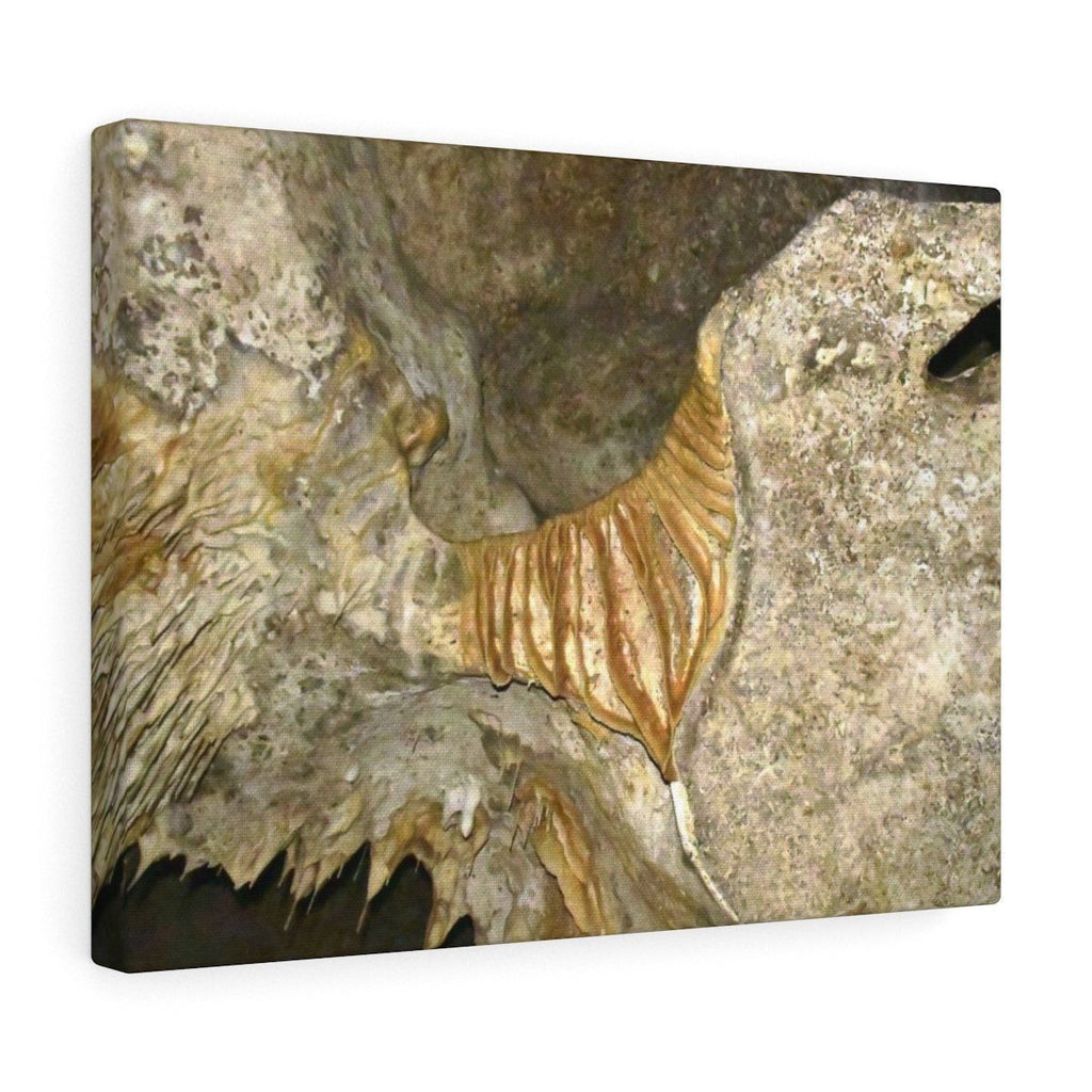 Awesome caves of Mona Island off Puerto Rico - the Galapagos of the Caribbean - near Pajaros beach Canvas Printify