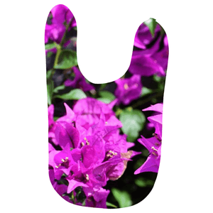 Baby Bibs - flowers AwsomeRainForest@Home