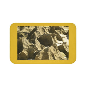 Bath Mat - rocks near Isabela Beach - Yunque Store