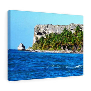 Breathtaking Mona Island off Puerto Rico - the Galapagos of the Caribbean - Thrilling Pajaros beach - Yunque Store