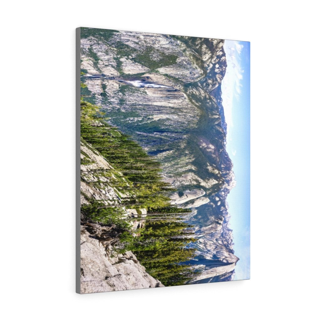 Canvas Gallery Wraps - The US National Parks - Yosemite Park Panorama- California - USA NPS - Yunque Store