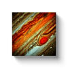 Canvas Wraps - Recent Hubble view of Saturn Red Spot - cropped/improved by Raul - Yunque Store