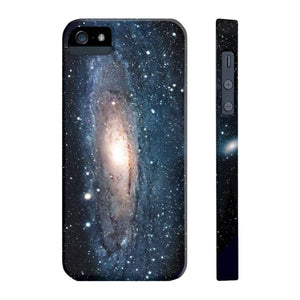 Case Mate Slim Phone Cases - The Andromeda galaxy - closest to the Earth at 2.5 million light-years - NASA image Phone Case Printify