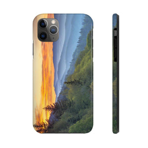 Case Mate Tough Phone Cases - Celebrating the Awesome Great Smoky Mountain National Park Phone Case Printify