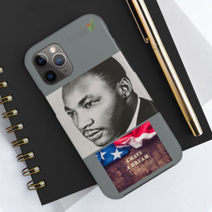 Case Mate Tough Phone Cases - I have a Dream - Dr. Martin Luther King - Yunque Store