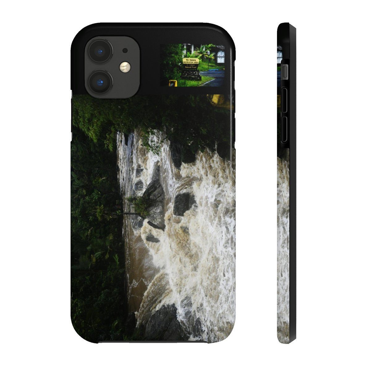 Case Mate Tough Phone Cases - Rio Sabana river exploration 9-2019 - end of flash flood Phone Case Printify