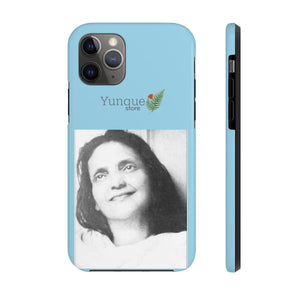 Case Mate Tough Phone Cases - The great Hindu Saint Ananda Mayi Ma: 'One of God's Name is Love . He Himself resides within all , at every moment , everywhere' Phone Case Printify