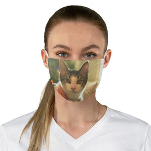 DEAL $6 - Yunque.Store RADIANT BEAUTY 🌈 Reusable Cloth Face Masks - Be Safe - Awesome Cat Dante Isabela 🐱 Puerto Rico - Yunque Store
