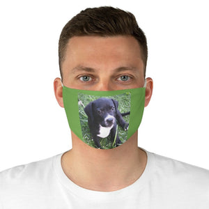 DEAL $6 - Yunque.Store RADIANT BEAUTY 🌈 Reusable Cloth Face Masks - Be Safe - Charming Puppy Humacao🐾🐕 Puerto Rico - Yunque Store