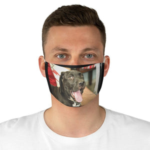 DEAL $6 - Yunque.Store RADIANT BEAUTY 🌈 Reusable Cloth Face Masks - Be Safe - HI 🖐 from Dog Zeus - Isabela Puerto Rico - Yunque Store