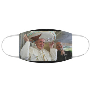 DEAL $6 - Yunque.Store RADIANT BEAUTY 🌈 Reusable Cloth Face Masks - Be Safe - Pope Francis shows Mexican Hat 🙏 - Yunque Store