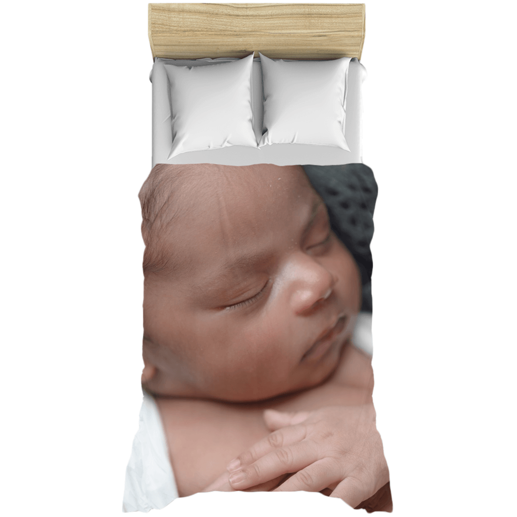 Duvet Covers - Baby Angel in sleep - 1 size only AwsomeRainForest@Home