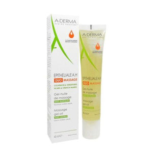 Epithliale AH Duo Massage Gelhuile massage 40ml - Yunque Store