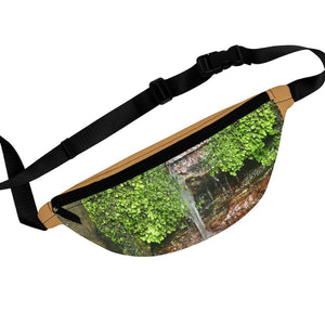 Fanny Pack - Bring home the most remote, rarely seen, regions of the rainforest in Puerto Rico - Yunque Store