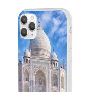 Flexi Cases - iPhone 11, Pro and Max: The awesome Taj Majal - Muslim temple India - World@iPhone Phone Case Printify
