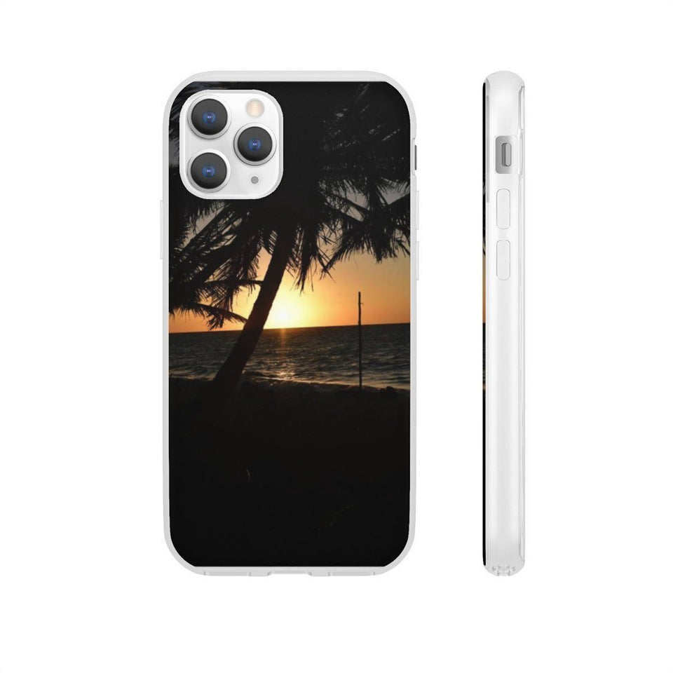 Flexi Cases - iPhone 11, Pro and Max: Yunque.Store real Nikon images from remote Mona Island - Puerto Rico - Nature@iPhone Phone Case Printify