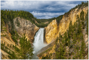 GELATO GLOBAL PRINT - Landscape Aluminum Print - Yellowstone National Park, WY USA - Yunque Store