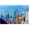 GREAT CHINA COLLECTION: Protective Acrylic Prints - View of Hong Kong Skyline - Panoramic view - Yunque Store