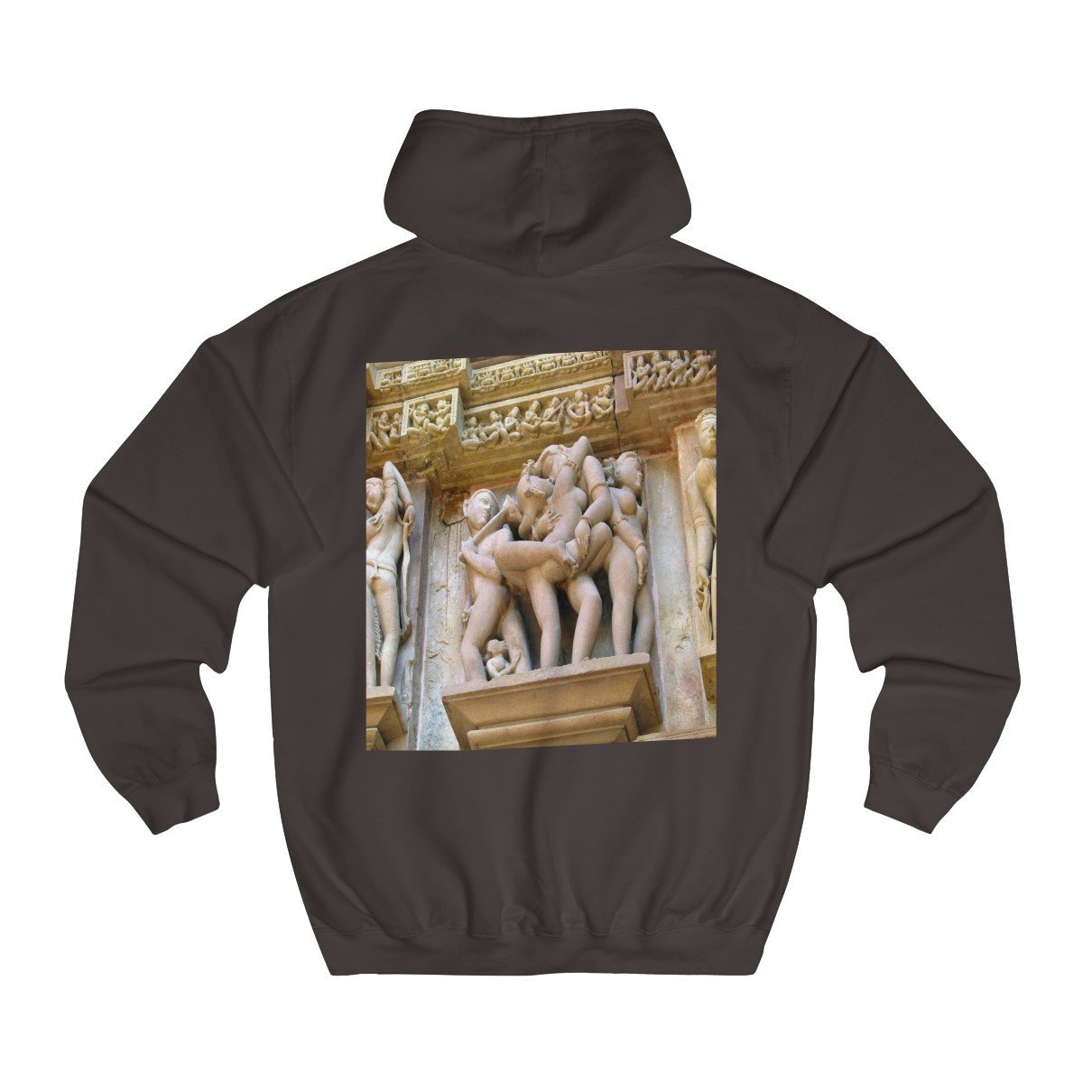 💘 Hot@Hoddie - Unisex College Hoodie - BY OPT OnDemand - Fulfilled in Czech Republic - Yunque Store